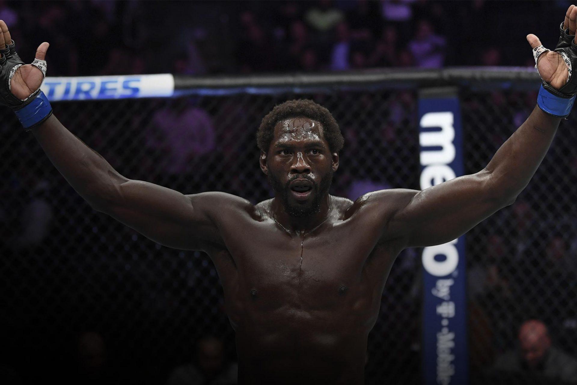 Jared Cannonier: Next fight, UFC record, Heavyweight stint Weight Class, Net Worth - cannonier