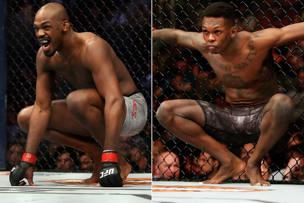 Israel Adesanya confident that fight with Jon Jones will happen - adesanya