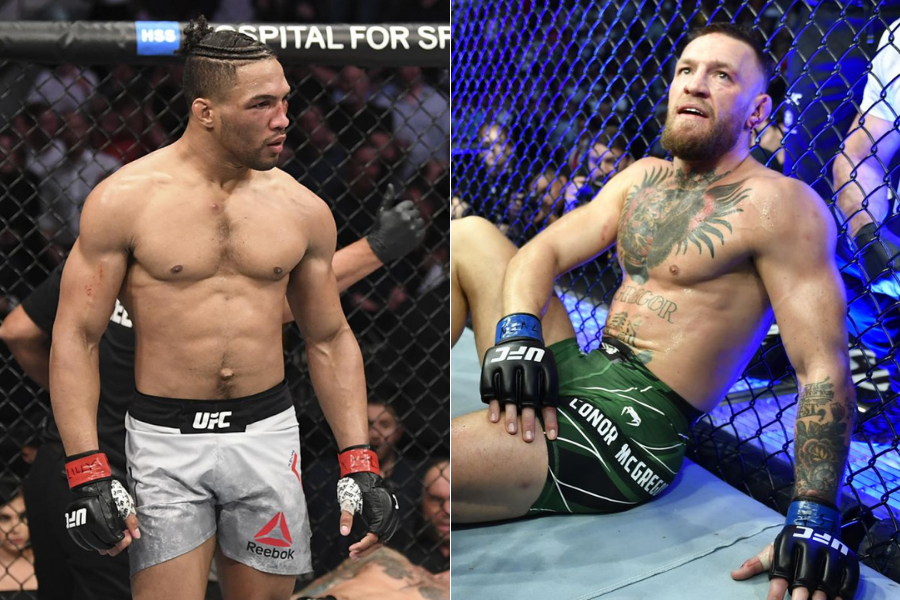 Kevin Lee talks about Conor McGregor's downfall in the UFC - lee