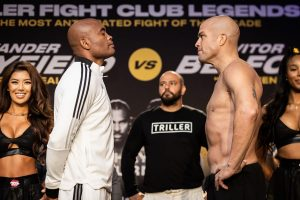 Triller Fight Club: Evander Holyfield vs Vitor Belfort Betting Odds and Prediction
