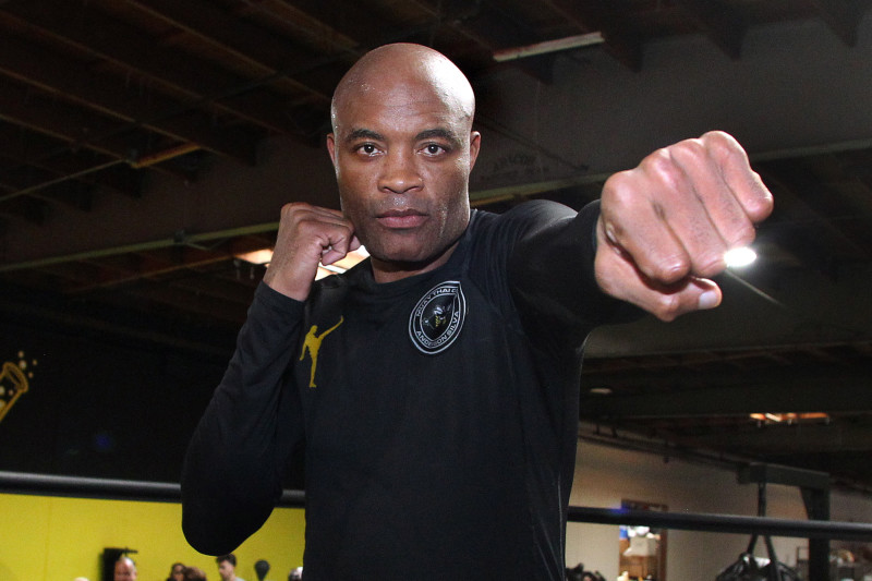 Anderson Silva reveals exactly when he will retire from competing - silva
