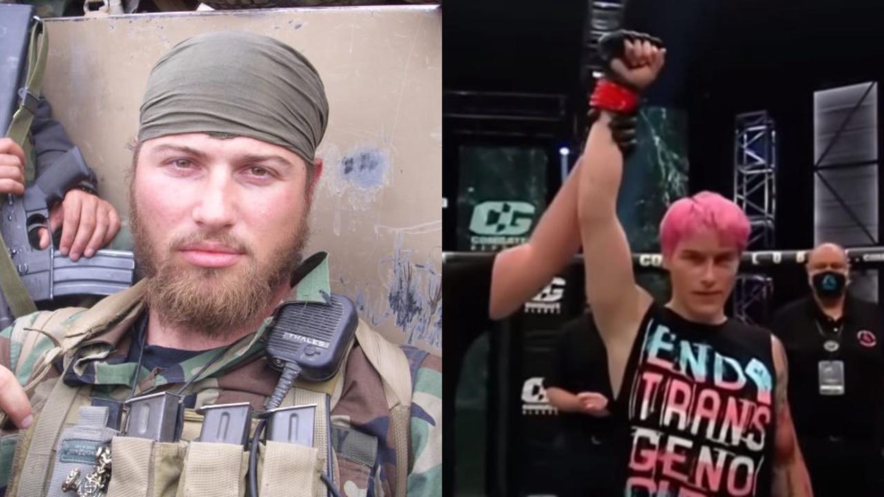 VIDEO: Transgender fighter Alana McLaughlin wins MMA debut - alana