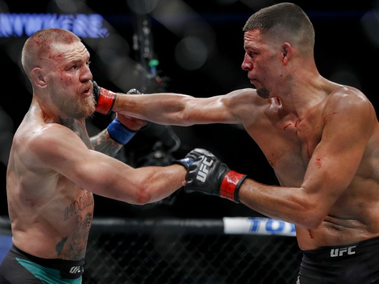 Say 'ding, ding' in Dublin accent: Conor McGregor's latest feud against Nate Diaz takes a lengthy route on Twitter