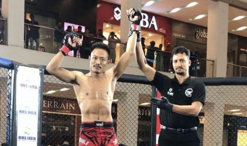 Longtsukumba Ao : Fighter of the week - Longtsukumba