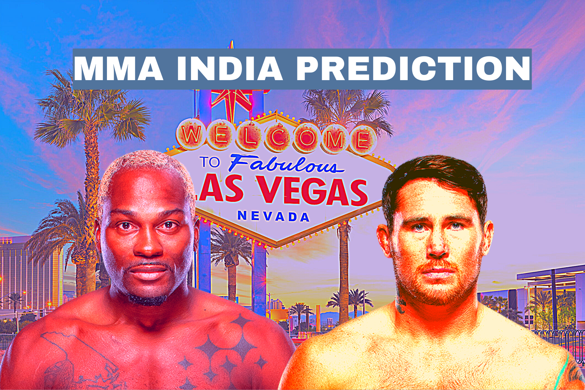 UFC Vegas 36: Brunson vs Till Betting Odds and Prediction - Brunson