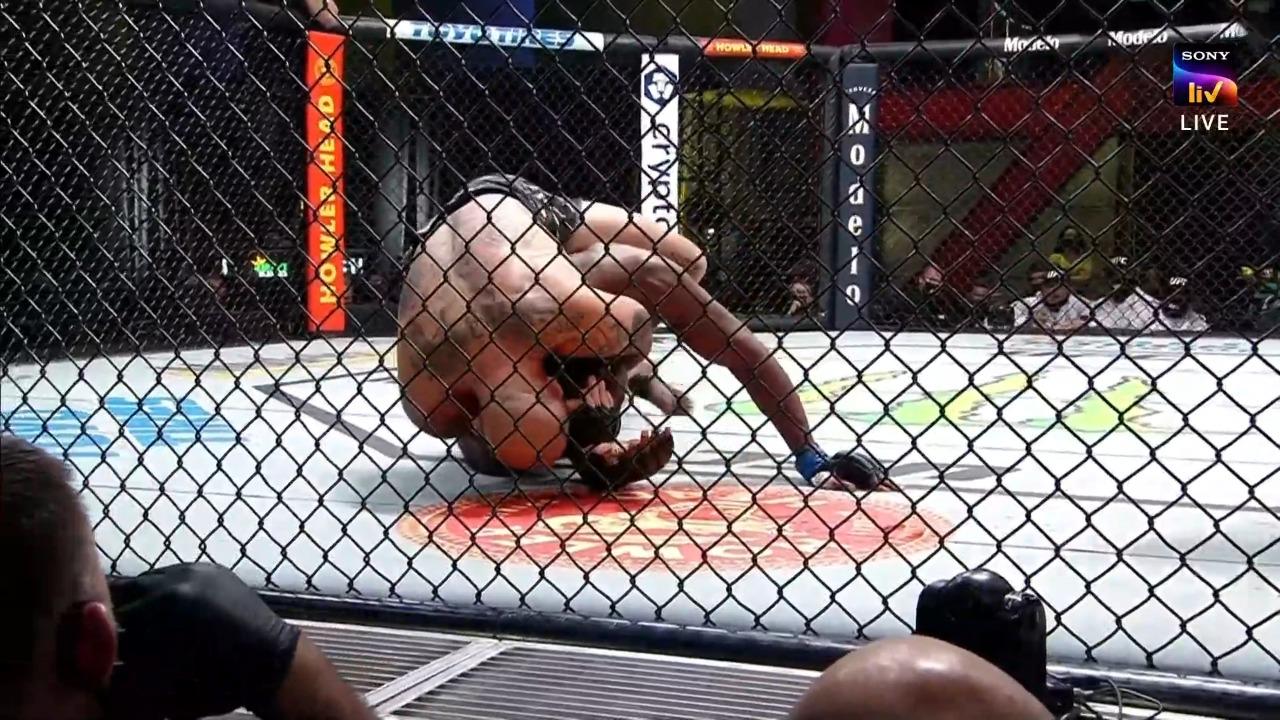 UFC Vegas 37: Anthony Smith defeats Ryan Spann via Rear Naked Choke in Round 1 - Smith