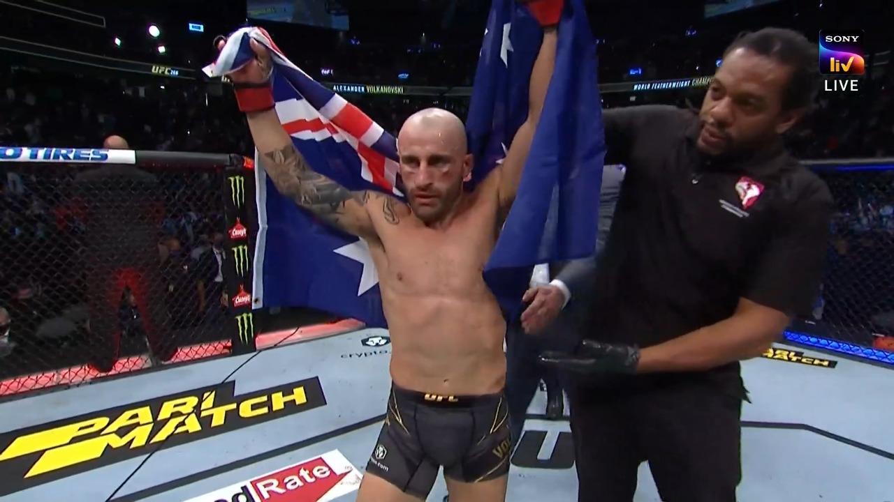 UFC 266: Alexander Volkanovski defeats Brian Ortega via unanimous decision - Volkanovski