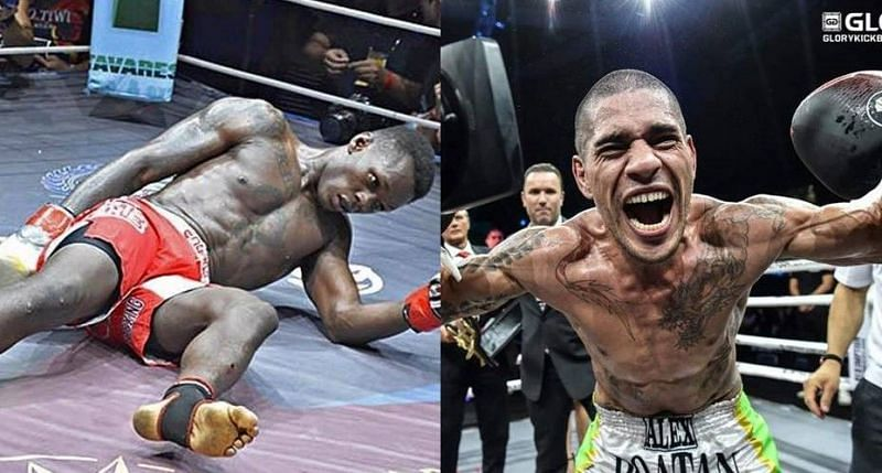 Alex Pereira, the only man to have knocked out Israel Adesanya is set to sign with the UFC - pereira