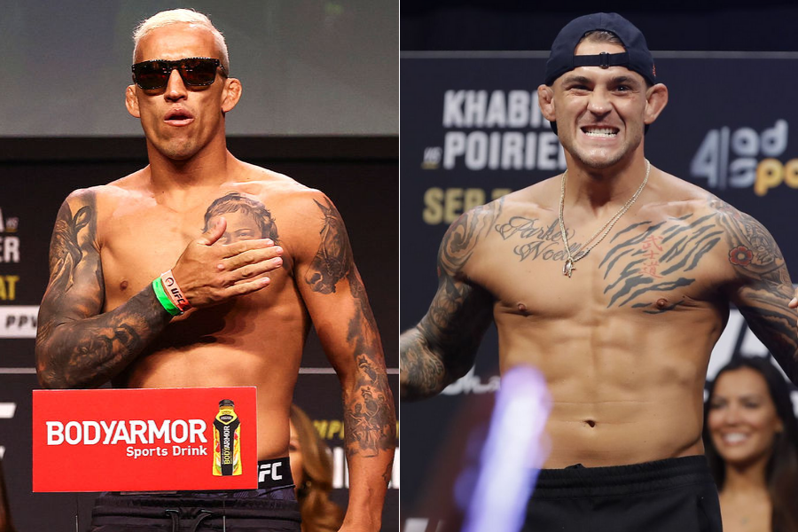 Charles Oliveira predicts that he will submit Dustin Poirier at UFC 269: 'I would submit Poirier' - OLIVEIRA