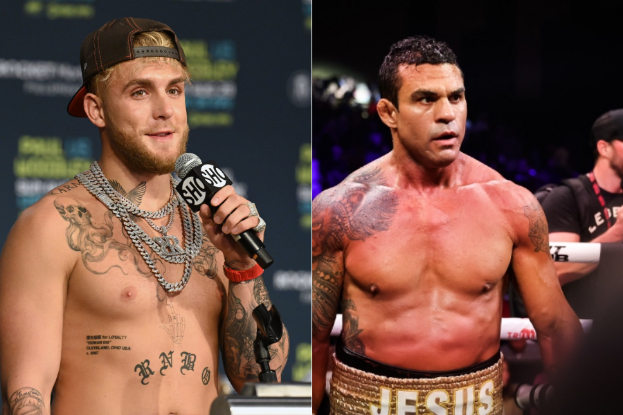 Jake Paul offered $30m to fight Vitor Belfort - paul
