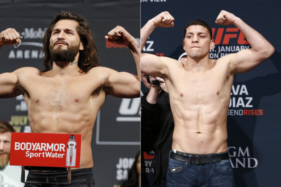 Jorge Masvidal wants to fight Nick Diaz: 'I'd love to fight Nick. It's a classic fight' - masvidal