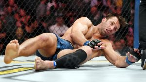 Luke Rockhold pulls out of  fight against Sean Strickland at UFC 267