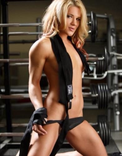 Felice-Herrig-hot-MMA